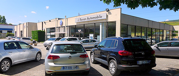 Concession volkswagen firminy ravon automobile for Garage ravon saint etienne