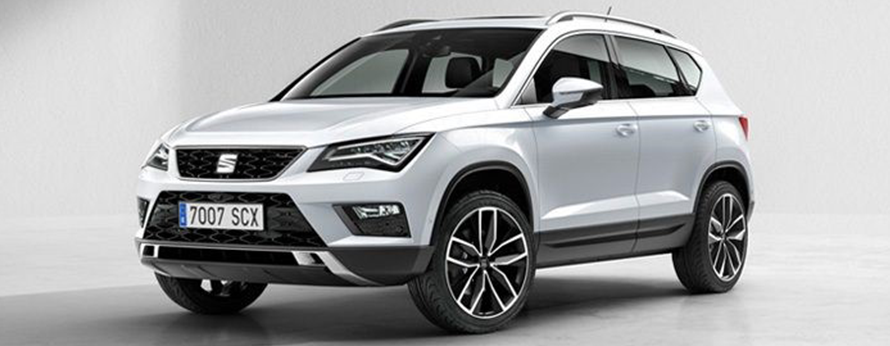 seat ateca le nouveau suv de seat ravon automobile. Black Bedroom Furniture Sets. Home Design Ideas