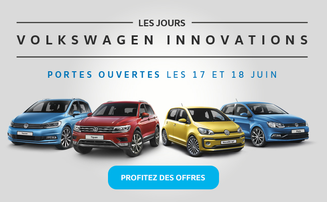 portes ouvertes volkswagen du 16 au 18 juin ravon automobile. Black Bedroom Furniture Sets. Home Design Ideas